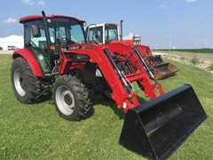 Tractor For Sale 2016 Case IH FARMALL 75C , 74 HP