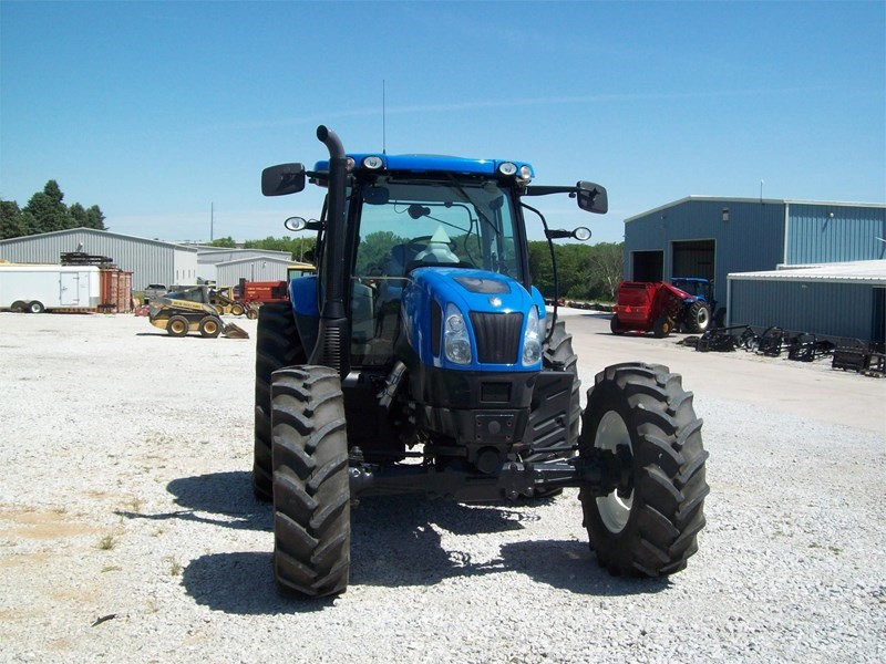 2014 New Holland T6.175 Tractor For Sale