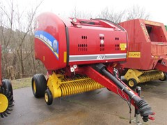 Baler-Round For Sale 2015 New Holland ROLL-BELT 450