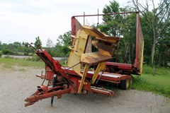 Stack Mover-Pull Type For Sale New Holland 1034