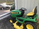 Riding Mower For Sale:  2012 John Deere X540 , 24 HP