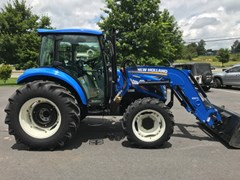 Tractor For Sale 2016 New Holland PowerStar T4.75 , 75 HP
