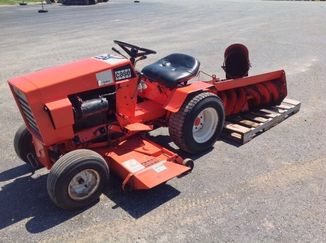 1977 Case 224 Riding Mower For Sale