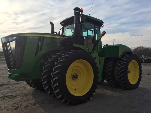 2015 John Deere 9370R Tractor For Sale