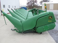 Header-Corn For Sale 2014 John Deere 612C Stalkmaster