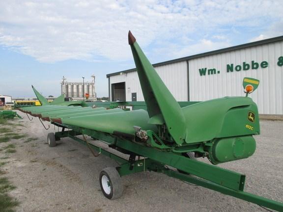 2009 John Deere 612C Header-Corn For Sale