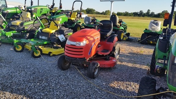 2008 Simplicity Broadmoor 20VH Riding Mower For Sale
