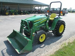 Tractor For Sale:  2012 John Deere 3032E , 31 HP
