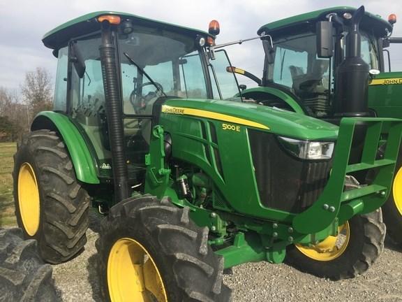 2017 John Deere 5100E Tractor For Sale