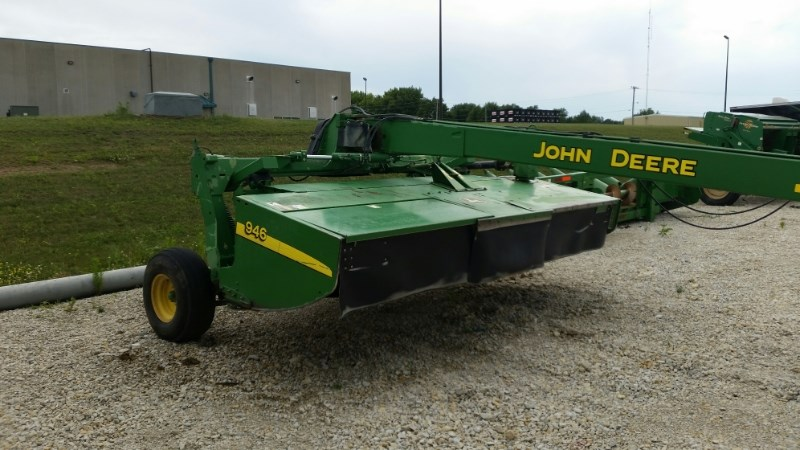2006 John Deere 946 Mower Conditioner For Sale