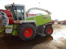 Forage Harvester-Self Propelled For Sale:  2008 Claas 830