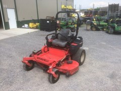 Riding Mower For Sale 2014 Gravely Pro-Turn 460 , 31 HP