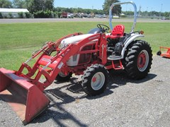 Tractor For Sale 2010 New Holland BOOMER 8N , 50 HP