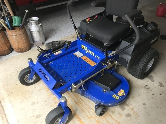 2009 Dixon Ram 50 Riding Mower For Sale