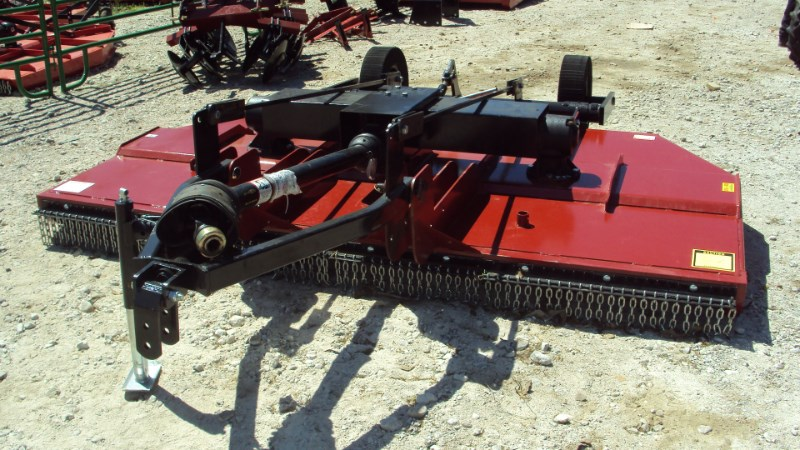 Atlas HD 10' pull type brush hog mower SCL120 Rotary Cutter For Sale