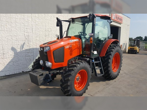 2018 Kubota M6-111 Tractor For Sale