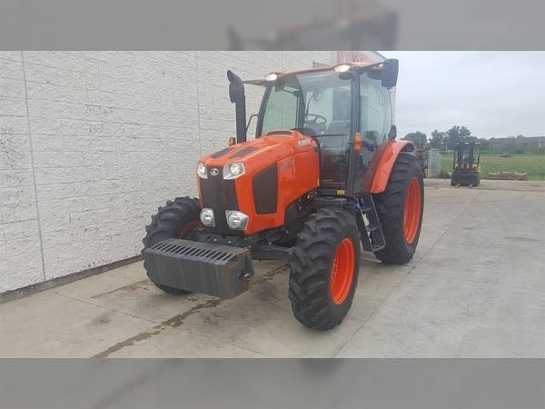 2019 Kubota M6-141 Tractor For Sale