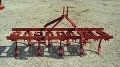Plow-Chisel For Sale:  Atlas 3pt. 9 shank All Purpose Plow