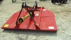 Rotary Cutter For Sale:  Atlas Well built 3pt 6' brush hog w/ clutch & stump jump