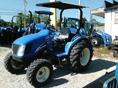Tractor - Compact For Sale 2005 New Holland TC35A , 35 HP