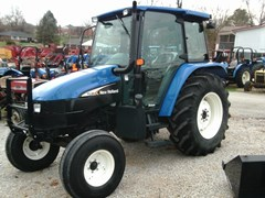 Tractor For Sale 2004 New Holland TL90 , 77 HP
