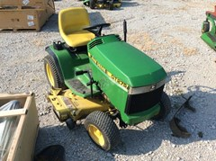 Riding Mower For Sale 1996 John Deere GT275 , 17 HP