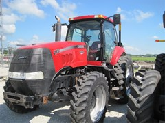 Tractor For Sale 2009 Case IH MAGNUM 215 , 221 HP