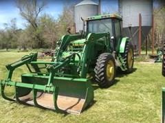 Tractor For Sale 1994 John Deere 7200 , 92 HP