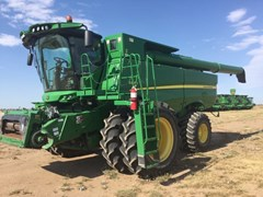 Combine For Sale 2014 John Deere S680