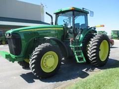 Tractor For Sale:  2002 John Deere 8120 , 170 HP