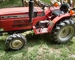 Tractor For Sale: 1986 Case IH 234, 16 HP