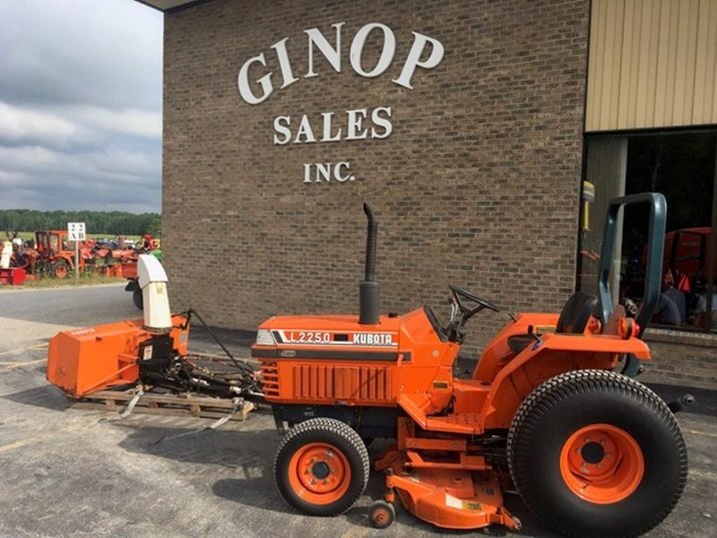 Kubota L2250D Tractor For Sale