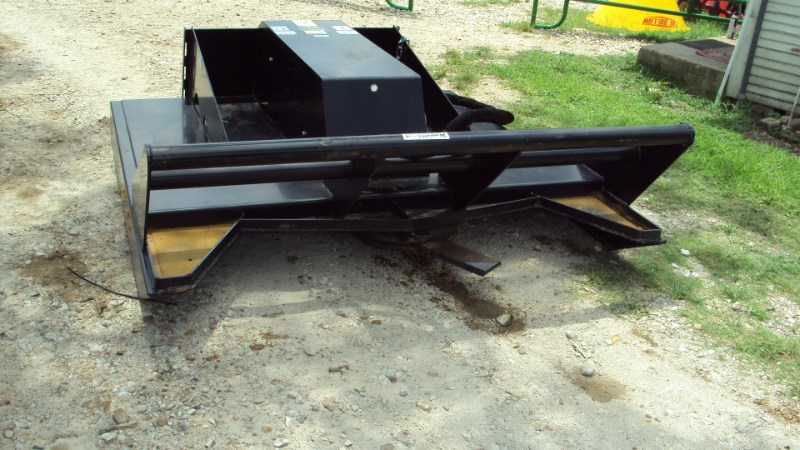 "Other 72"" extreme duty hyd. brush cutter w/ mulching tee Skid Steer Attachment For Sale"