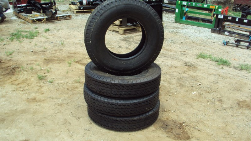 Other New 7.50 - 16 tires Misc. Trailers For Sale