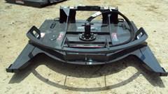 Skid Steer Attachment For Sale:  Virnig V50 ROTARY BRUSH CUTTER OPEN FRONT DECK