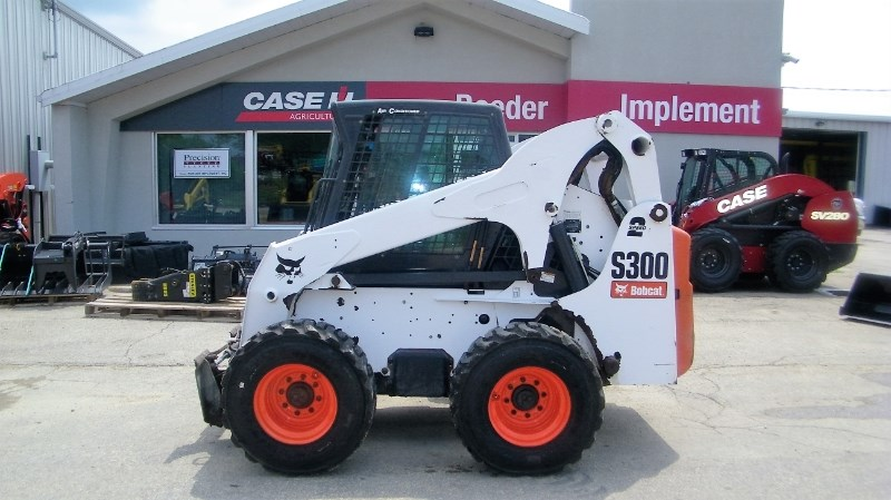 2008 Bobcat S300 Skid Steer For Sale