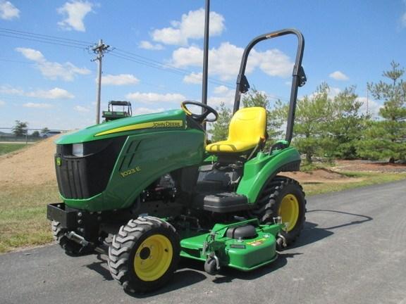 2014 John Deere 1023E Tractor For Sale