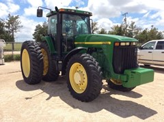 Tractor For Sale John Deere 8400