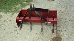 "Box Blade Scraper For Sale:  Atlas 3pt 42"" NEW box blade w/ teeth"