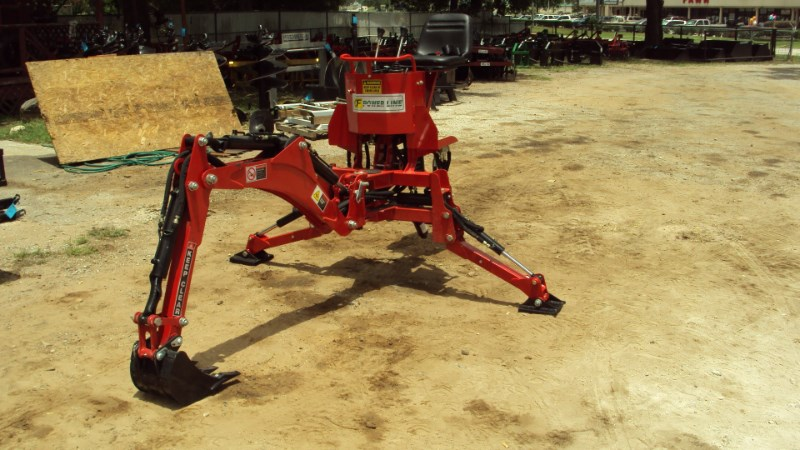 Other New 3pt backhoe for 15 - 30 hp tractors 3 Point Backhoe Attachment For Sale