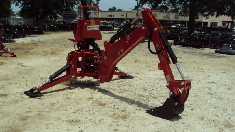Other New 3pt backhoe for 40 - 65 hp tractors 3 Point Backhoe Attachment For Sale