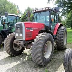 Tractor For Sale 1997 Massey Ferguson 8120 , 145 HP