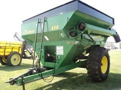 Grain Cart For Sale:   Demco 650