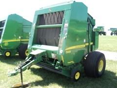 Baler-Round For Sale:  2012 John Deere 568