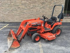 Tractor For Sale:  2002 Kubota BX2200