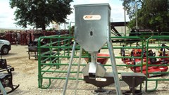 Misc. Sport/Utility For Sale:  Other New 300lbs. galv. protein feeder