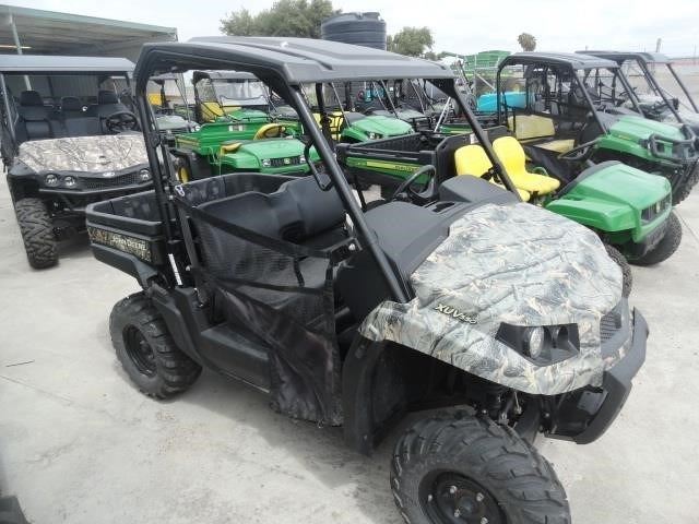 2016 John Deere GATOR XUV 550 Utility Vehicle For Sale