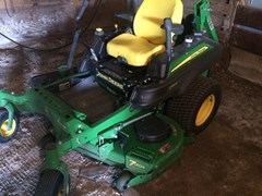 Riding Mower For Sale:  2016 John Deere Z950R , 27 HP