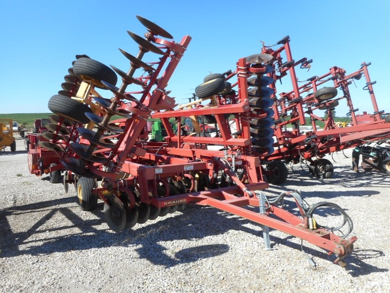 2001 Krause 7400-24 Disk Harrow For Sale