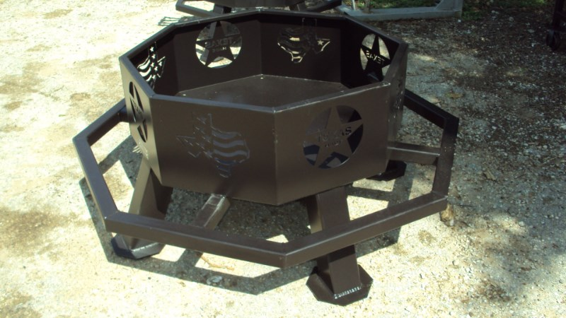 "Other Heavy duty 36"" fire pits w/ grill Misc. Sport/Utility For Sale"